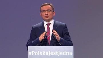 Ziobro: Polska jako jedna z nielicznych w Europie mówi prawdę na temat uchodźców.