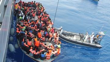 06-07-2017 18:30 Włochy nie chcą już statków z migrantami. 11 lipca w Warszawie będą rozmawiać z Frontexem