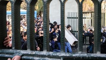 Ajatollah Chatami: protesty w Iranie to spisek USA i Izraela