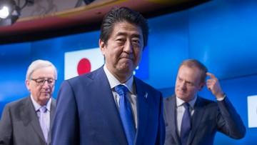 21-03-2017 15:37 UE prze do porozumienia handlowego z Japonią; Tokio chce współpracy z USA