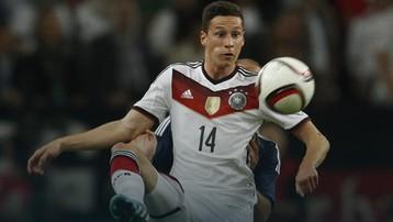 Niemcy - Słowacja: Kapitalny wolej Draxlera na 3:0 (WIDEO)