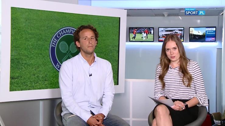 Kostyra i Gawęcki zapowiadają Wimbledon