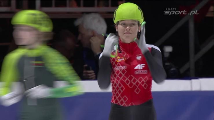 Superfinał dla Maliszewskiej! Zobacz pasjonujący wyścig