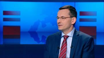 """28-04-2016 19:41 """"To kompletne bzdury"""". Morawiecki o spekulacjach, że miałby zastąpić premier Szydło"""