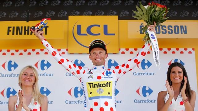 Tour de France: Majka trzeci na 17. etapie