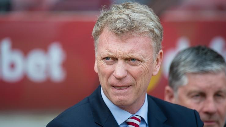 Moyes odchodzi z Sunderlandu