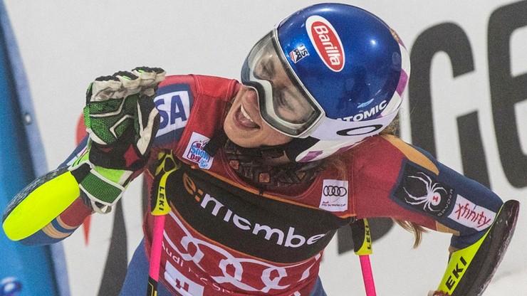 Alpejski PŚ: Shiffrin wygrała slalom równoległy w Oslo