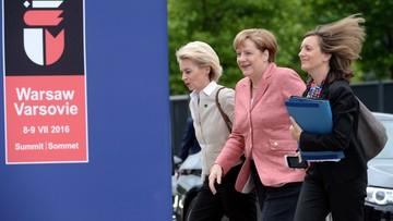 """09-07-2016 09:58 """"Odstraszanie"""" Putina i """"dialog"""" z Moskwą. Niemiecka prasa o szczycie NATO"""
