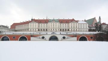 15-01-2017 16:09 Warszawa: Zamek Królewski będzie miał nowy ogród i odnowioną wieżę