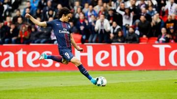 2017-04-25 Cavani przedłużył kontrakt z Paris Saint-Germain