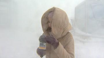 Ciężkie jest życie reportera… Zima wróciła w Tatry, opowiedzieć o tym niełatwo