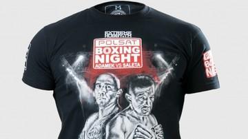 2015-09-19 Wyjątkowe koszulki Polsat Boxing Night już do kupienia!