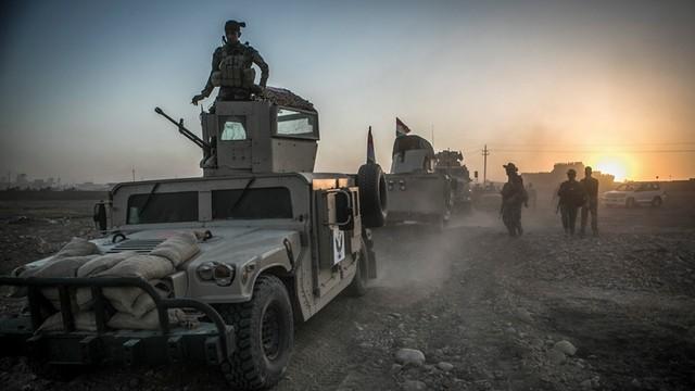 Premier Iraku ogłosił początek wielkiej ofensywy przeciwko Państwu Islamskiemu