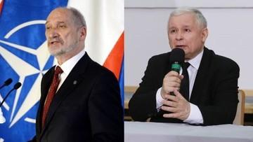 """18-04-2017 08:59 """"Nie da się wbić klina między Kaczyńskiego a Macierewicza"""""""