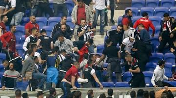 2017-04-14 Prezydent Olympique Lyon: Wielu naszych kibiców zostało rannych