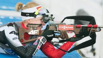 2015-11-29 Puchar Świata w biathlonie: 14. miejsce Polaków w supersprincie