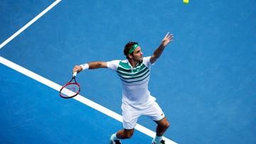 20-01-2016 08:19 Faworyci nie zawodzą. Zwycięstwa Federera, Williams i Szarapowej w Melbourne