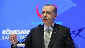25-07-2017 19:10 Erdogan: Turcja i Rosja podpisały dokumenty o dostawie systemów rakietowych