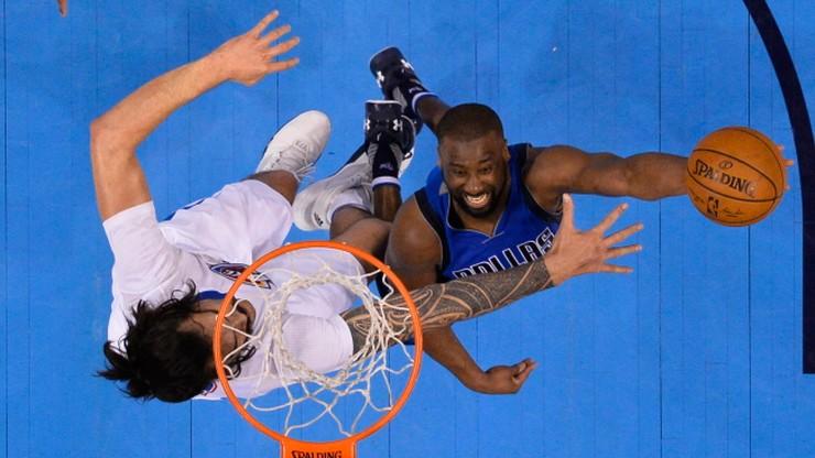 NBA: Mavericks wygrali w Oklahoma City