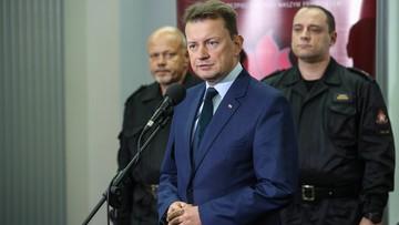 22-08-2017 16:20 Polska wystąpi do Funduszu Solidarności UE ws. wsparcia związanego z usuwaniem skutków nawałnic. Tak zapowiedział szef MSWiA