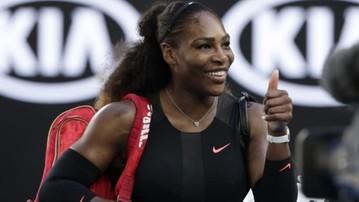 2017-04-20 Rzeczniczka Williams: Serena jesienią zostanie mamą!