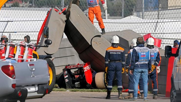 W Soczi weekend pełen wypadków! (WIDEO)