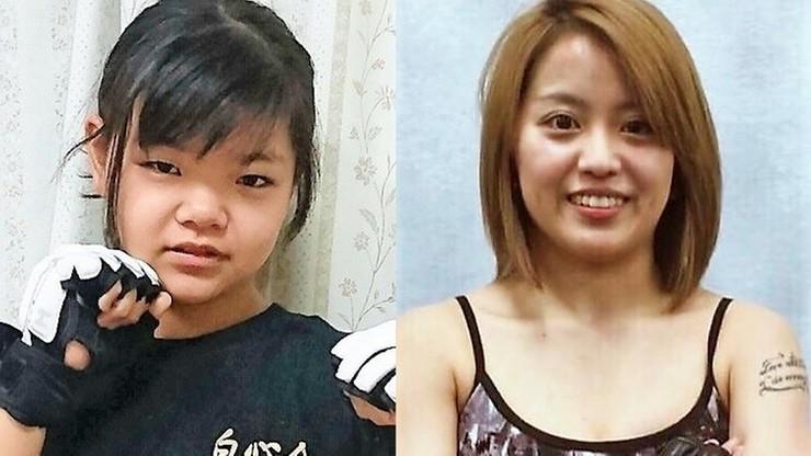 12-latka zadebiutowała w MMA i… udusiła rywalkę (WIDEO)