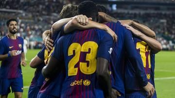 2017-07-30 Barcelona lepsza od Realu w towarzyskim El Clasico
