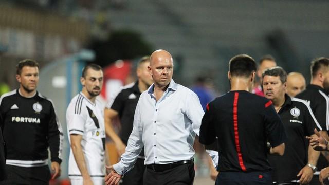 UEFA: walkower dla Legii za mecz w Albanii, w czwartek rewanż