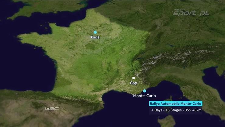 WRC Monte Carlo: Skrót dnia 25.01