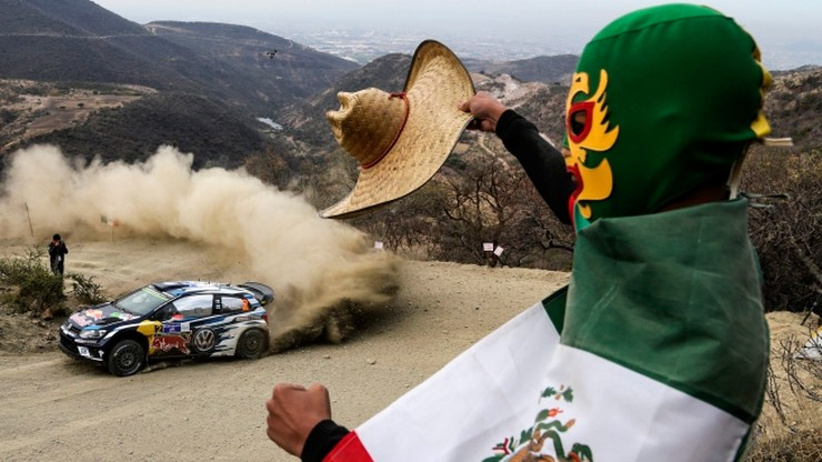 Rajd Meksyku: Latvala liderem. Ogier goni Fina