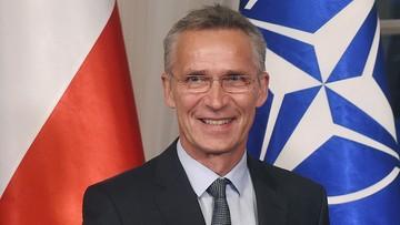 24-08-2017 22:39 Stoltenberg: NATO wyśle dwóch obserwatorów na manewry wojskowe Zapad'17