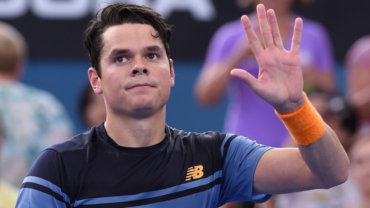 Raonic zrewanżował się Federerowi w Brisbane