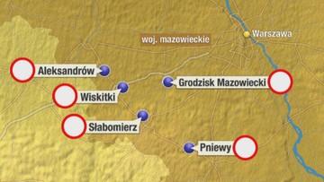 25-05-2016 19:40 Mazowieckie: zakończyła się blokada krajowej drogi nr 50