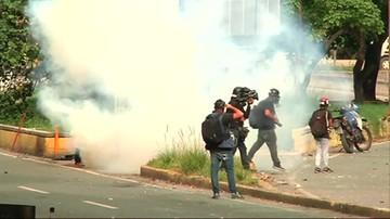 Tragiczny bilans zamieszek w Wenezueli