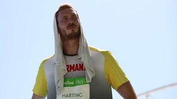 2016-12-14 Harting zapowiada rzuty dyskiem na odległość 80 metrów