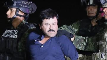 """13-01-2016 05:19 Obama pogratulował władzom Meksyku schwytania """"El Chapo"""""""