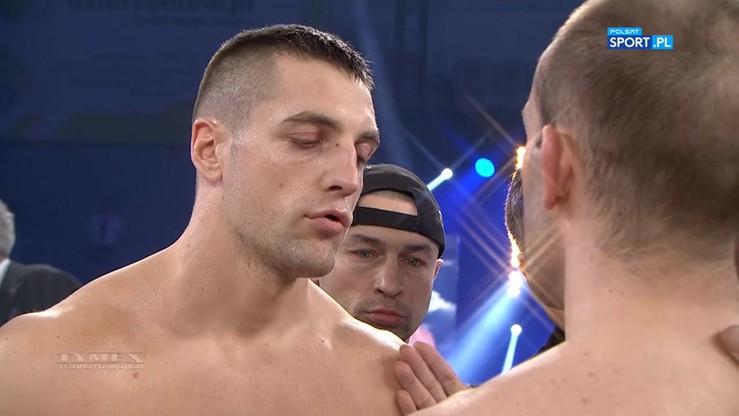 Adam Balski - Dariusz Skop. Skrót walki