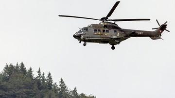 31-08-2016 08:08 Szwajcaria: znaleźli wrak zaginionego myśliwca Hornet