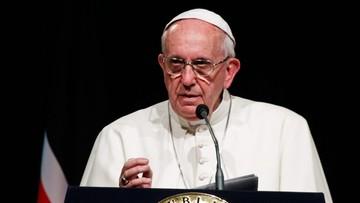 25-11-2015 19:31 Papież Franciszek: przemoc i terroryzm karmią się strachem i desperacją