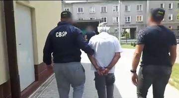 Włoch poszukiwany listem gończym zatrzymany w Stalowej Woli