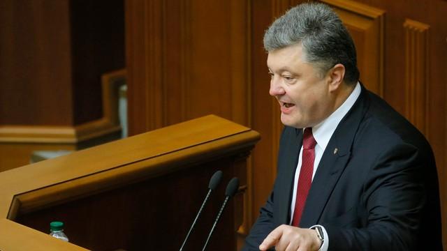 Poroszenko proponuje wymianę Sawczenko na 2 rosyjskich wojskowych
