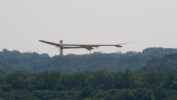 13-05-2016 08:01 Solarny samolot wylądował w Oklahomie. Przed nim podróż dookoła świata