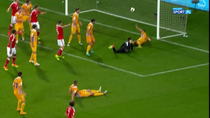 2016-09-05 Walia - Mołdawia 4:0. Skrót meczu