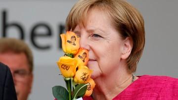 23-09-2017 11:41 Merkel: nie modlę się o zwycięstwo w wyborach