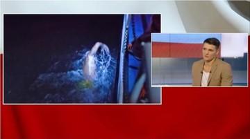 25-10-2015 12:10 Polak chce przepłynąć Bałtyk wpław