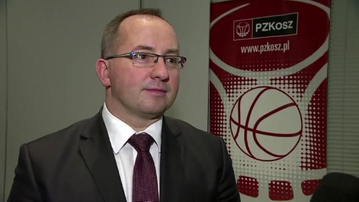 Prezes PZKosz: Efekty naszej pracy przyjdą za kilka lat!
