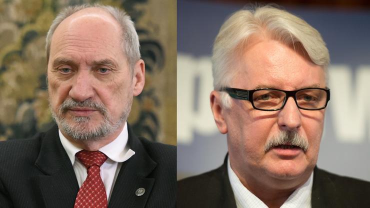 """""""Wall Street Journal"""": Macierewicz i Waszczykowski """"proamerykańskie jastrzębie"""" w rządzie PiS"""