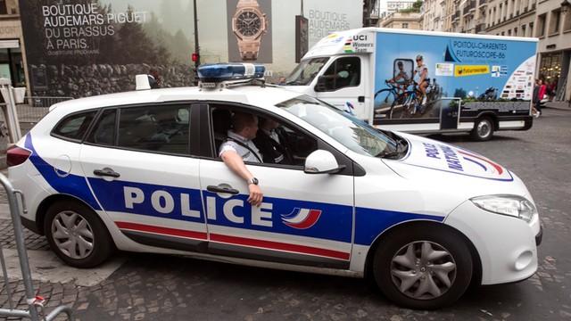Policja uspokaja: Incydent na Tour de France to nie próba zamachu