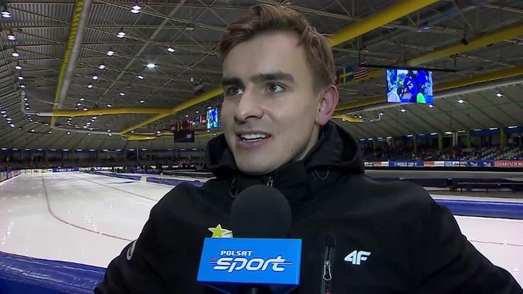 Szymański: Jestem szczęśliwy, że mam ten medal, chociaż jest malutki
